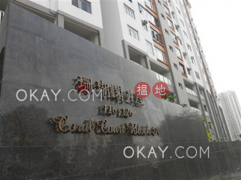 Luxurious 2 bedroom with sea views & parking | For Sale|Block C1 – C3 Coral Court(Block C1 – C3 Coral Court)Sales Listings (OKAY-S9710)_0