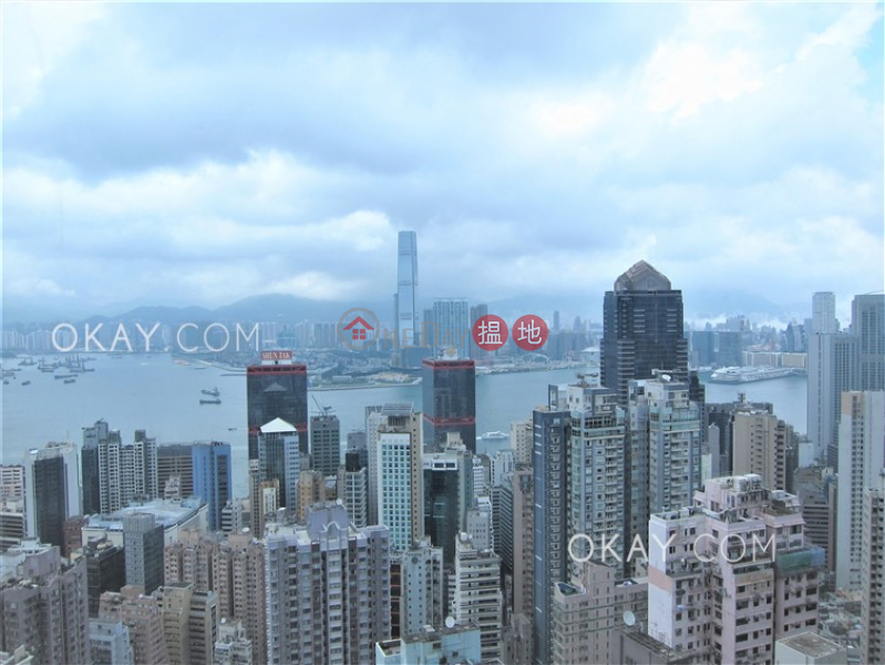 Stylish 3 bedroom on high floor with sea views | Rental | Robinson Place 雍景臺 Rental Listings
