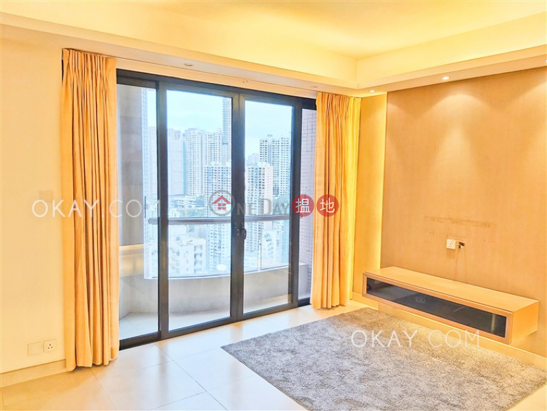 HK$ 57,000/ month Celeste Court | Wan Chai District | Rare 3 bedroom on high floor with balcony & parking | Rental
