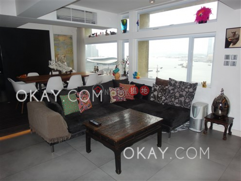 Property Search Hong Kong | OneDay | Residential | Sales Listings | Unique 3 bed on high floor with harbour views & terrace | For Sale