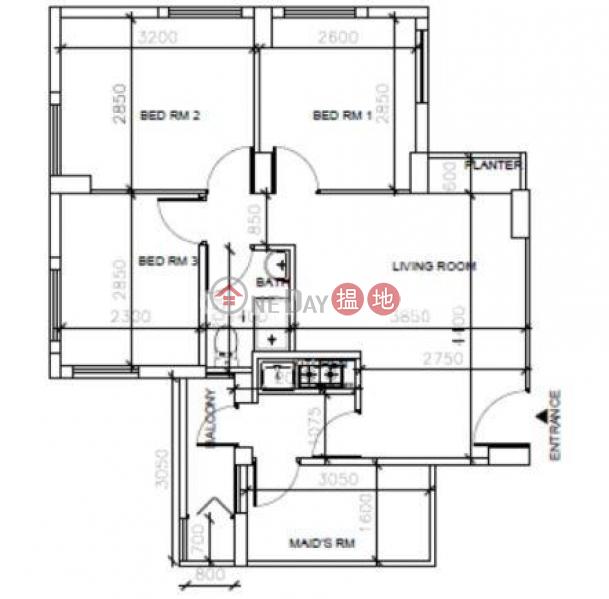 銅鑼灣三房兩廳筍盤出租|住宅單位|華納大廈(Vienna Mansion)出租樓盤 (EVHK89815)