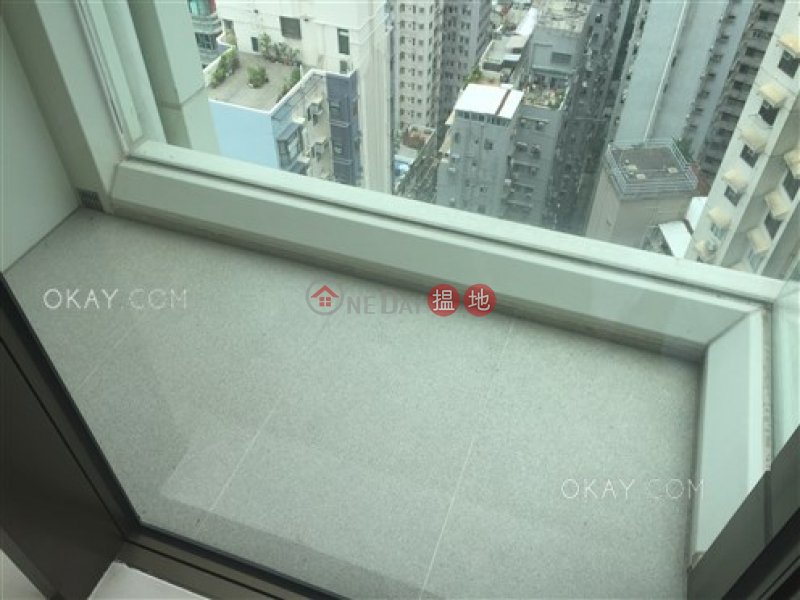 Rare 3 bedroom on high floor with balcony   Rental, 98 High Street   Western District   Hong Kong   Rental HK$ 45,000/ month