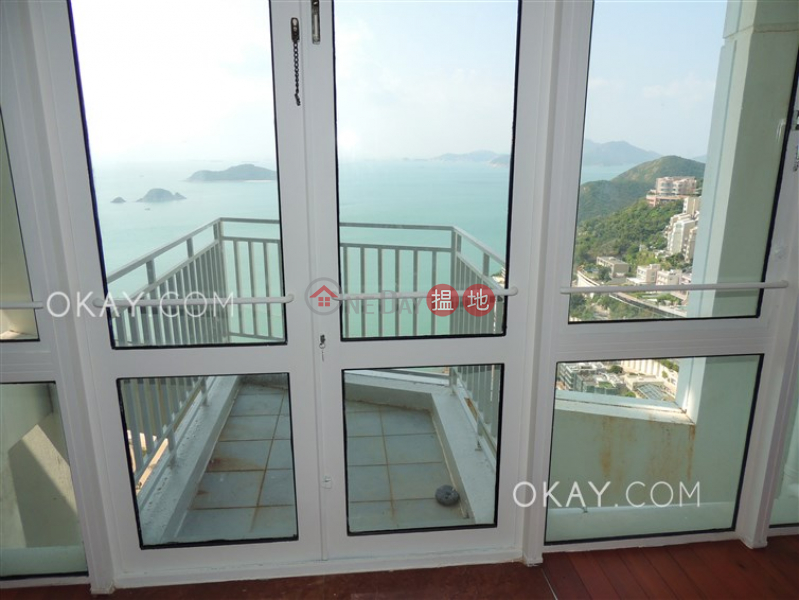 Rare 3 bedroom on high floor with sea views & balcony | Rental | Block 2 (Taggart) The Repulse Bay 影灣園2座 Rental Listings