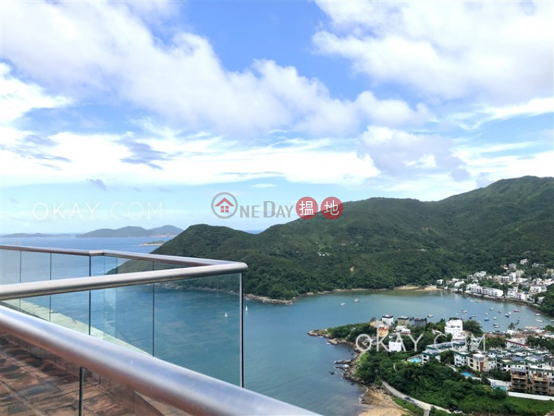Gorgeous 3 bed on high floor with sea views & rooftop   Rental   88 The Portofino 柏濤灣 88號 Rental Listings