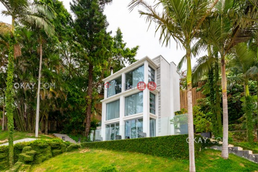 HK$ 168M 38-44 Hang Hau Wing Lung Road | Sai Kung Unique house with sea views & parking | For Sale