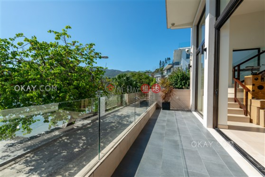 HK$ 39M | Che Keng Tuk Village | Sai Kung Exquisite house with sea views, rooftop & terrace | For Sale