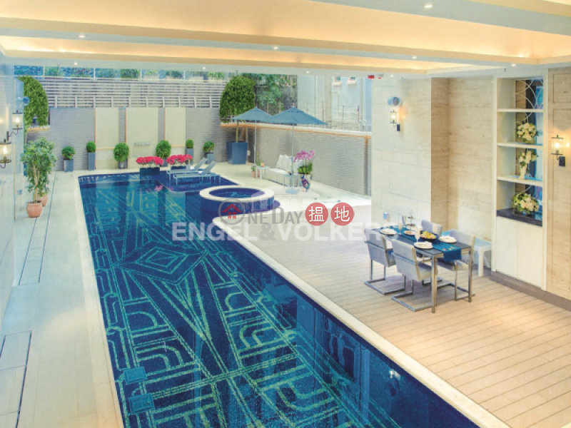 HK$ 40,000/ month, Castle One By V Western District | 2 Bedroom Flat for Rent in Mid Levels West