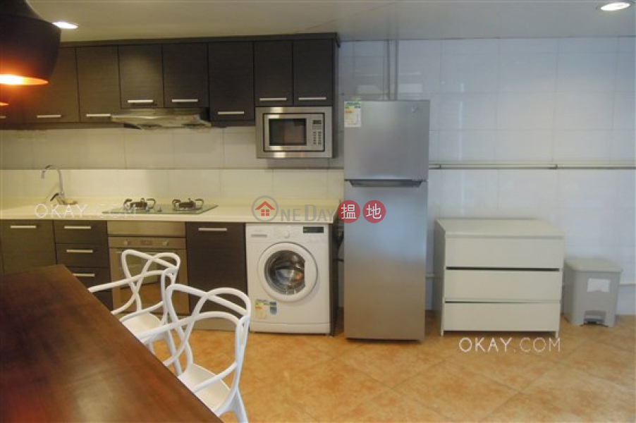 Intimate 1 bedroom with terrace | Rental, Man On House Block B 文安樓B座 Rental Listings | Wan Chai District (OKAY-R317031)