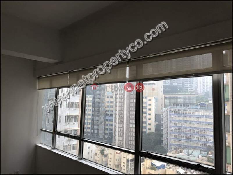 HK$ 36,000/ month Wing Hing Commercial Building Western District Spacious office for lease in Sai Ying Pun