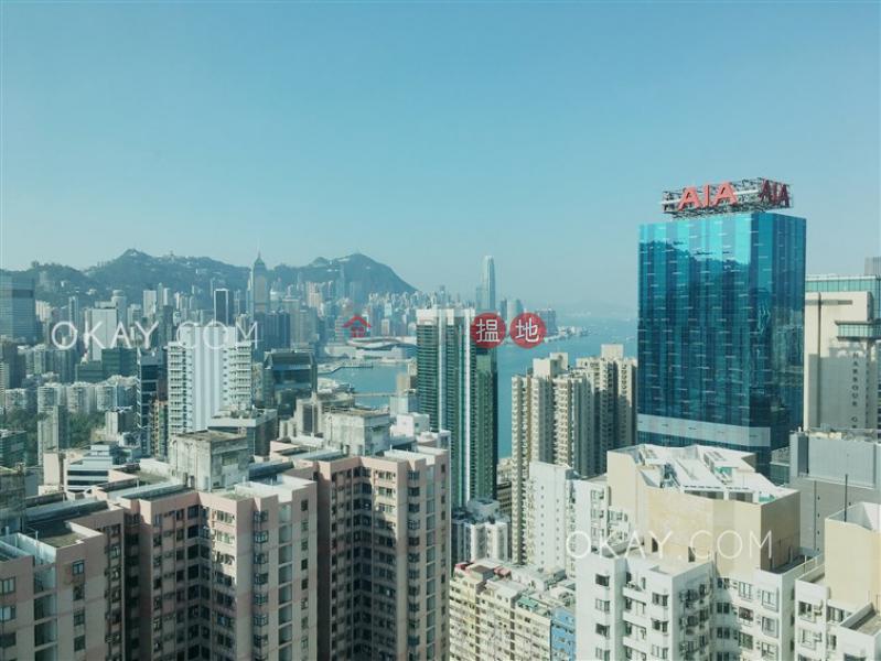 香港搵樓 租樓 二手盤 買樓  搵地   住宅-出租樓盤 3房2廁,極高層,海景,星級會所《豪廷峰出租單位》