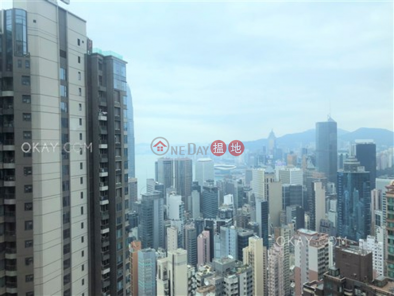 Property Search Hong Kong | OneDay | Residential | Sales Listings Unique 3 bedroom on high floor with balcony | For Sale