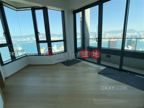 Gorgeous 3 bed on high floor with harbour views | For Sale|80 Robinson Road(80 Robinson Road)Sales Listings (OKAY-S1607)_0
