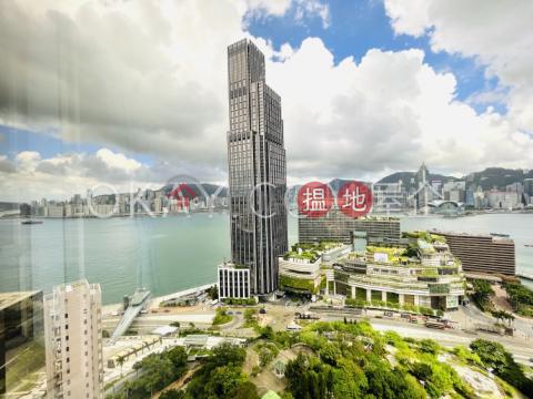 Unique 3 bedroom on high floor | Rental|Yau Tsim MongHarbour Pinnacle(Harbour Pinnacle)Rental Listings (OKAY-R340841)_0